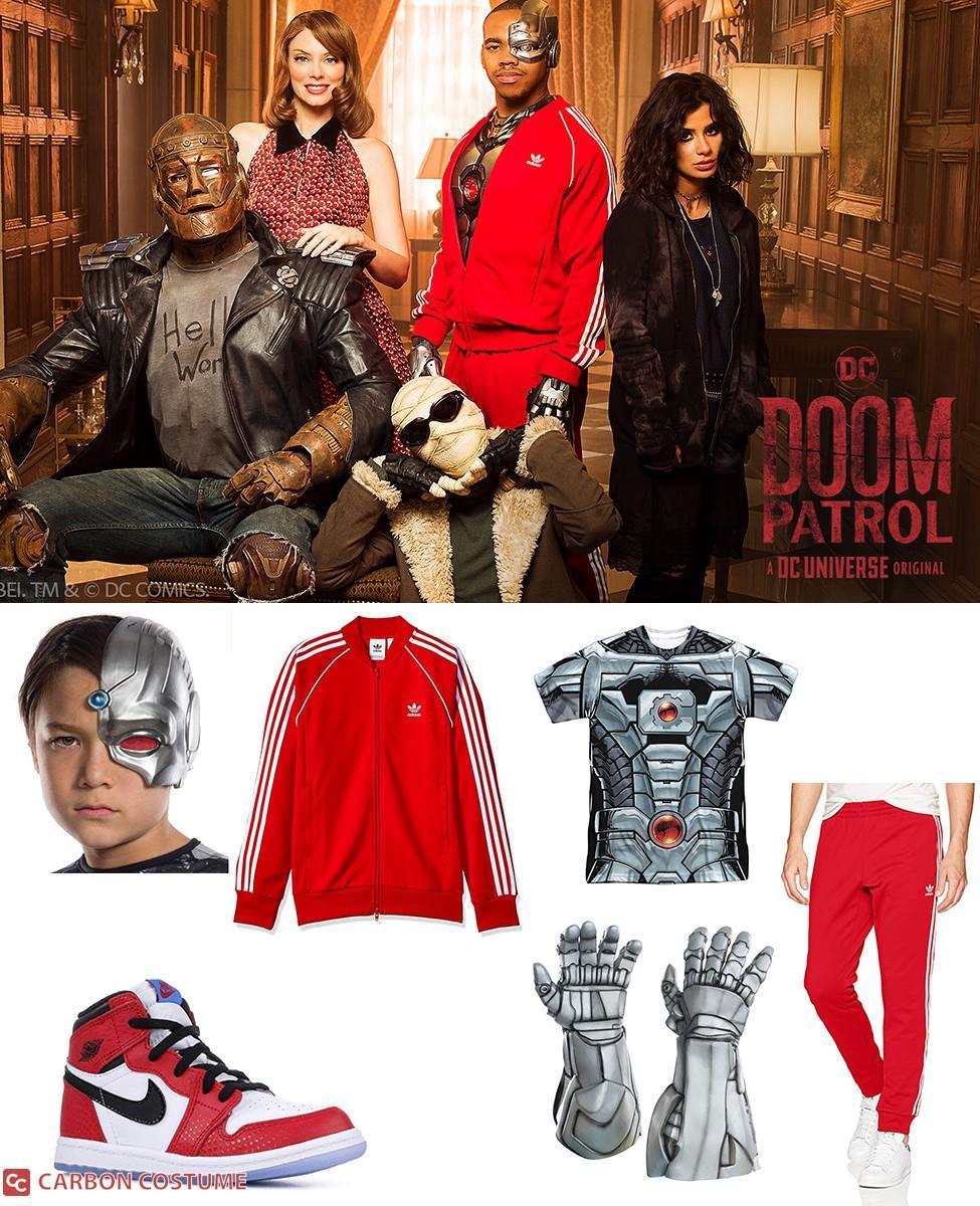 Cyborg from Doom Patrol Cosplay Guide