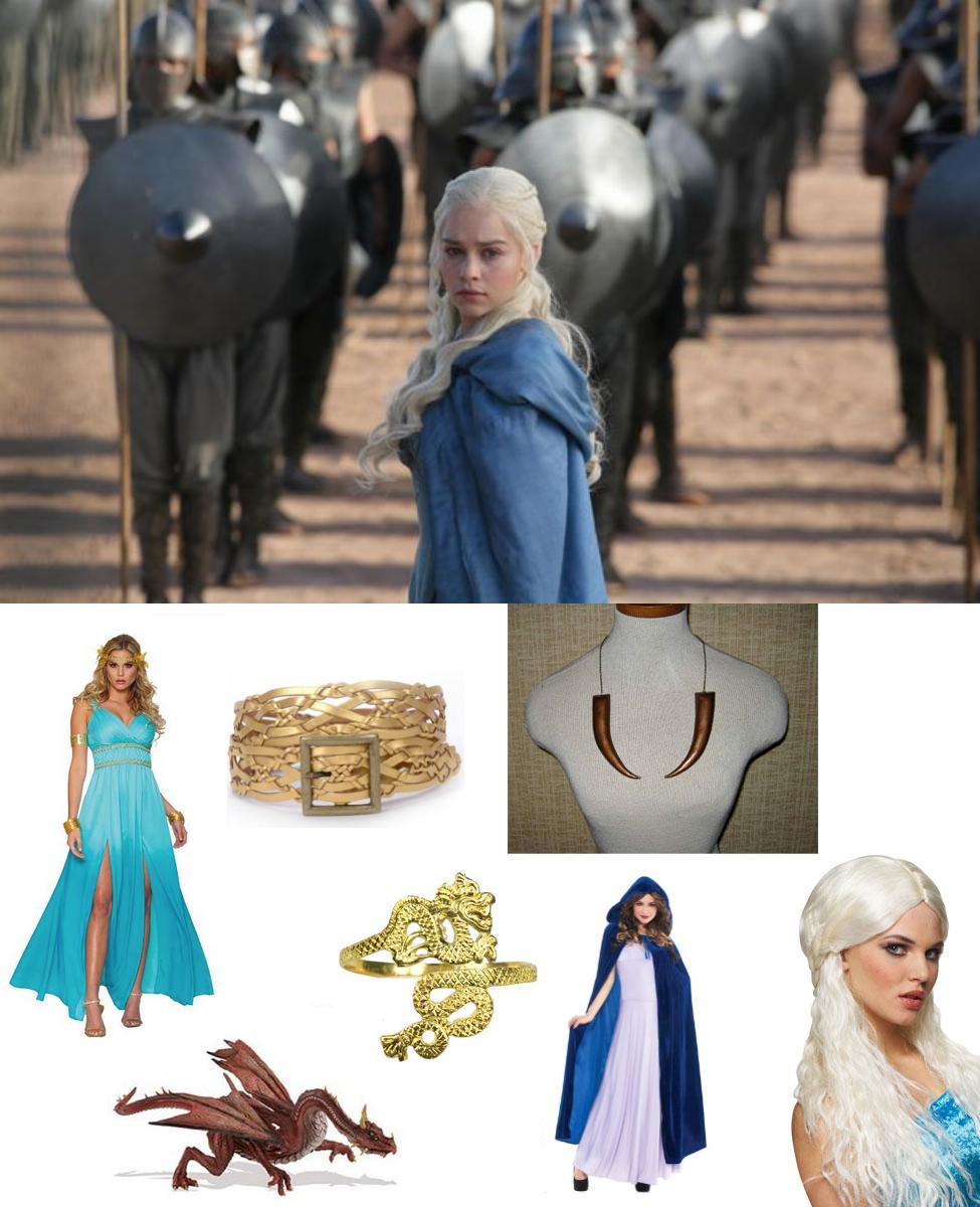 Daenerys Targaryen Cosplay Guide