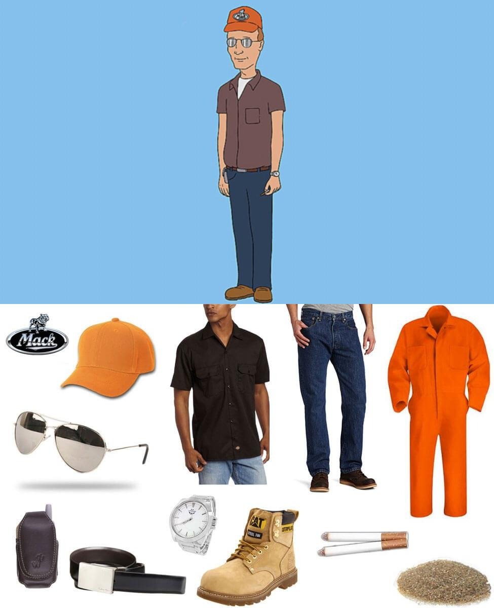 Dale Gribble Cosplay Guide