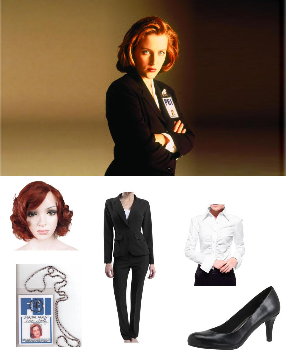 Dana Scully Cosplay Guide