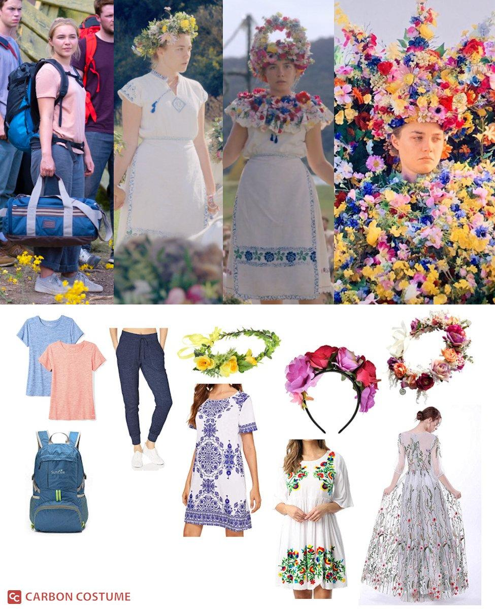 Dani Ardor from Midsommar Cosplay Guide