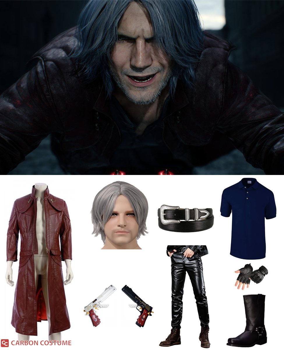 Dante from Devil May Cry 5 Cosplay Guide