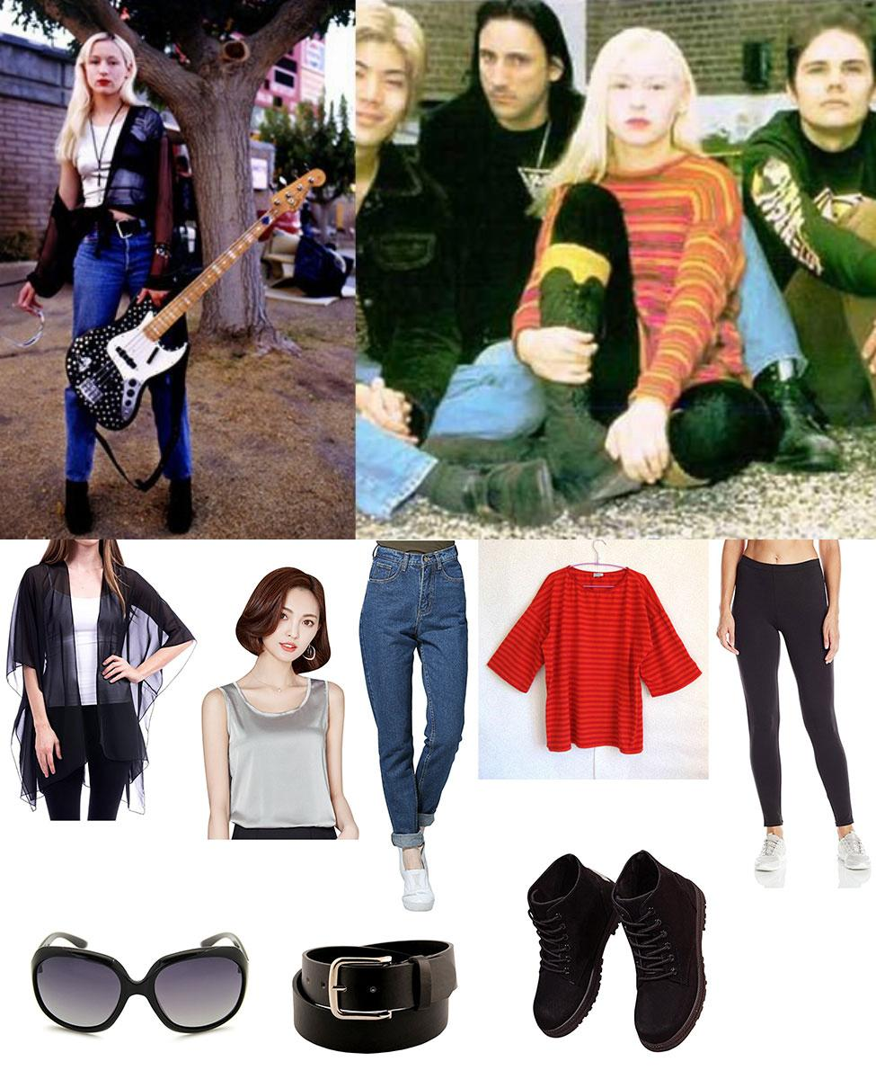 D'arcy Wretzky Cosplay Guide