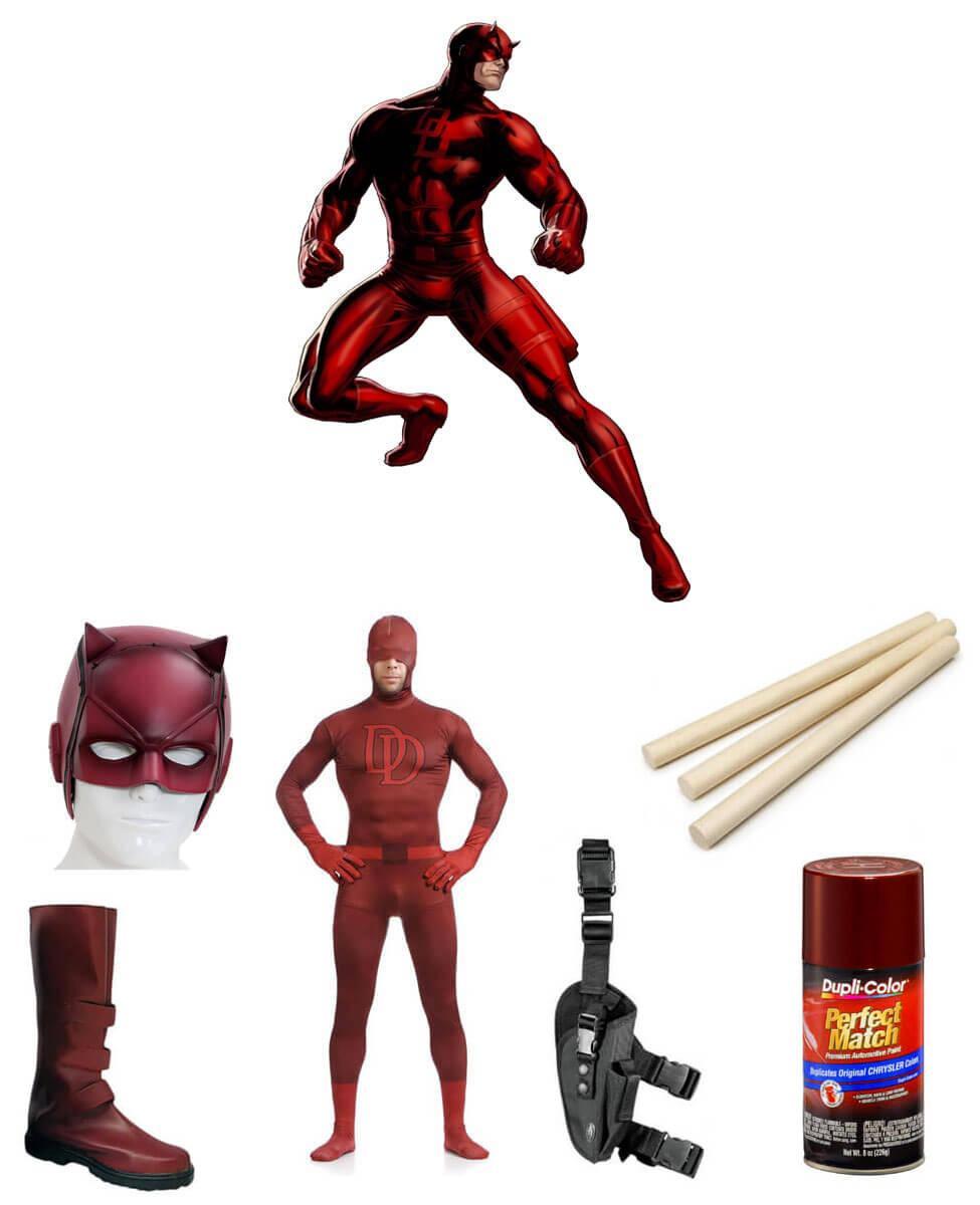Daredevil Cosplay Guide