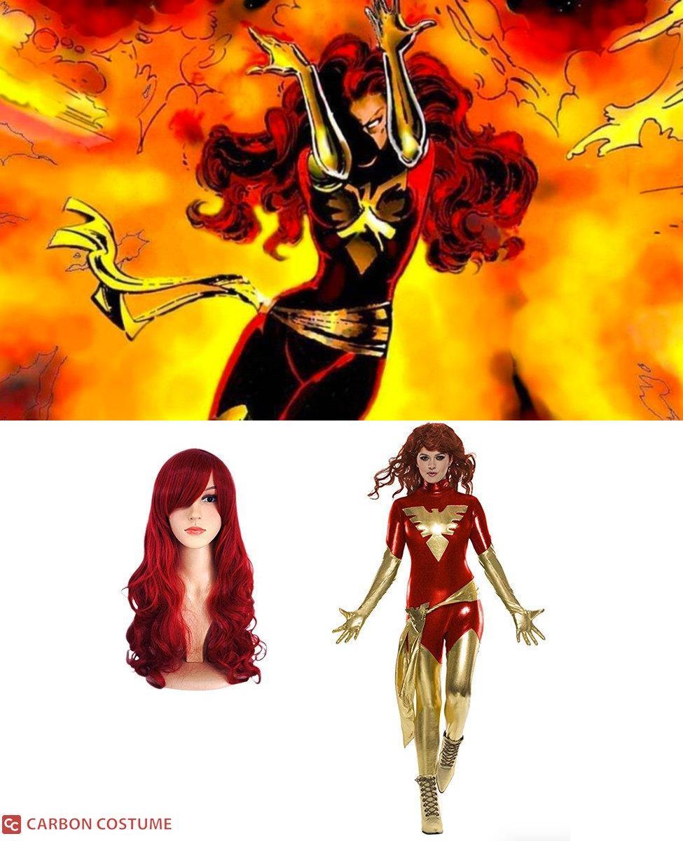 Dark Phoenix Cosplay Guide