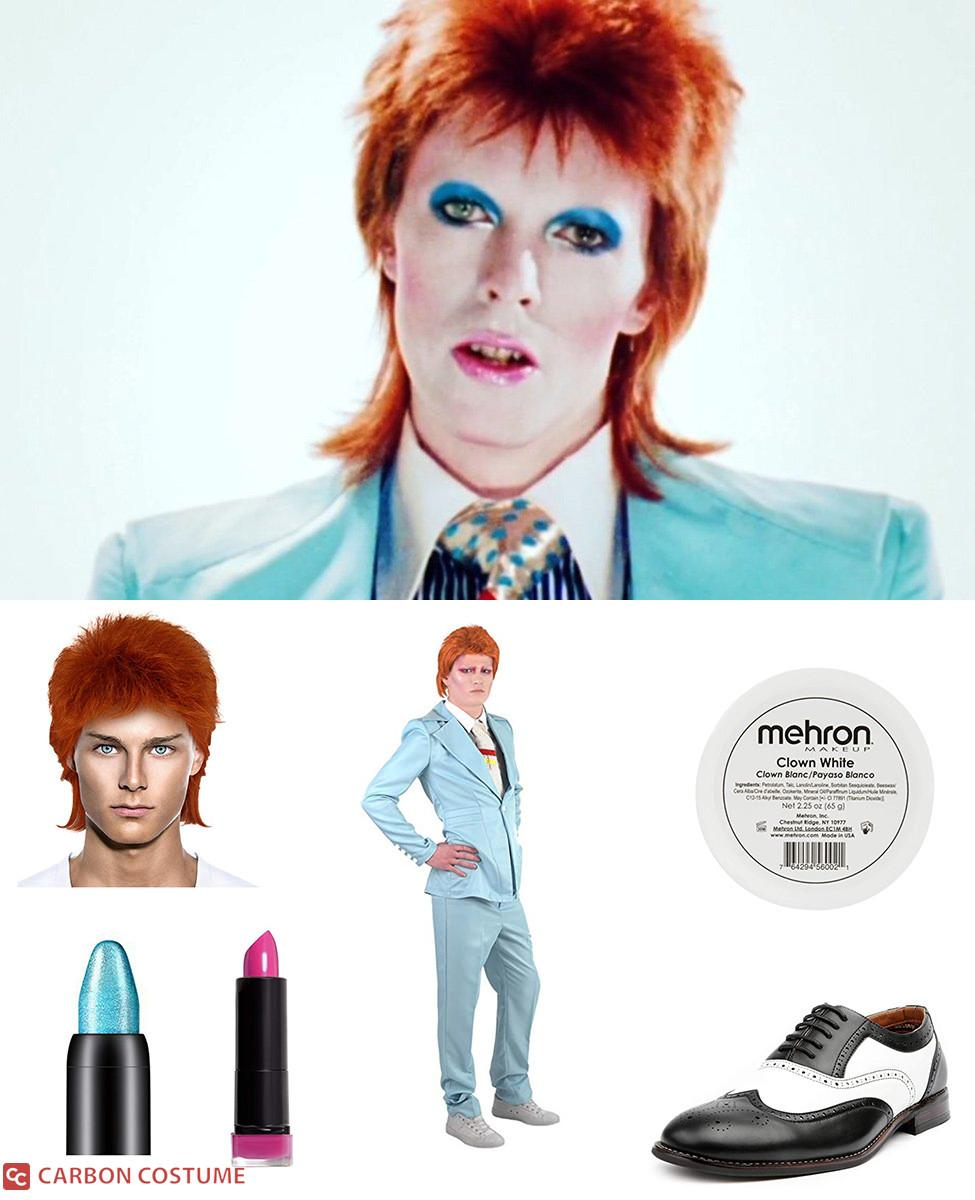 David Bowie from Life on Mars Cosplay Guide