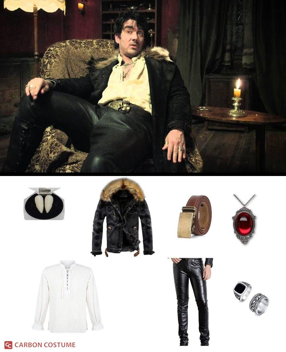 Deacon from What We Do in the Shadows Cosplay Guide