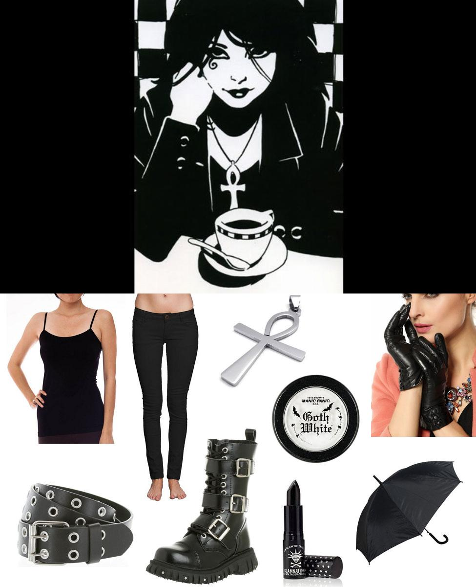 Death from Sandman Cosplay Guide