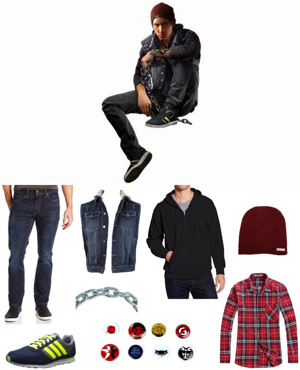 Delsin Rowe Cosplay Guide