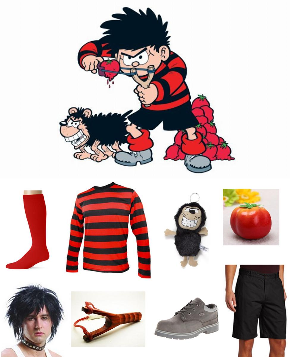 Dennis and Gnasher Cosplay Guide