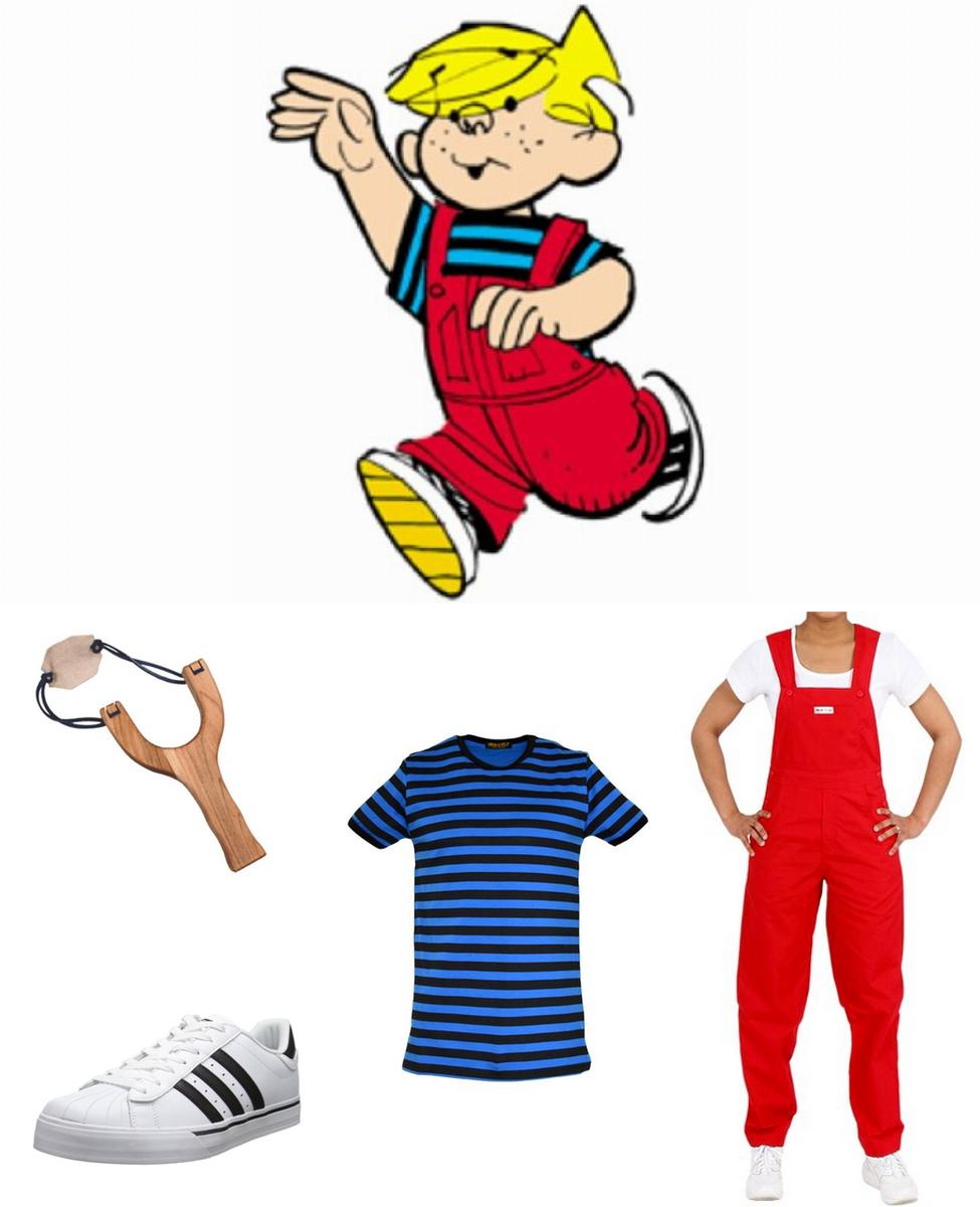 Dennis the Menace Cosplay Guide