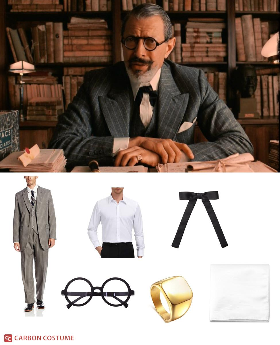 Deputy Kovacs from The Grand Budapest Hotel Cosplay Guide