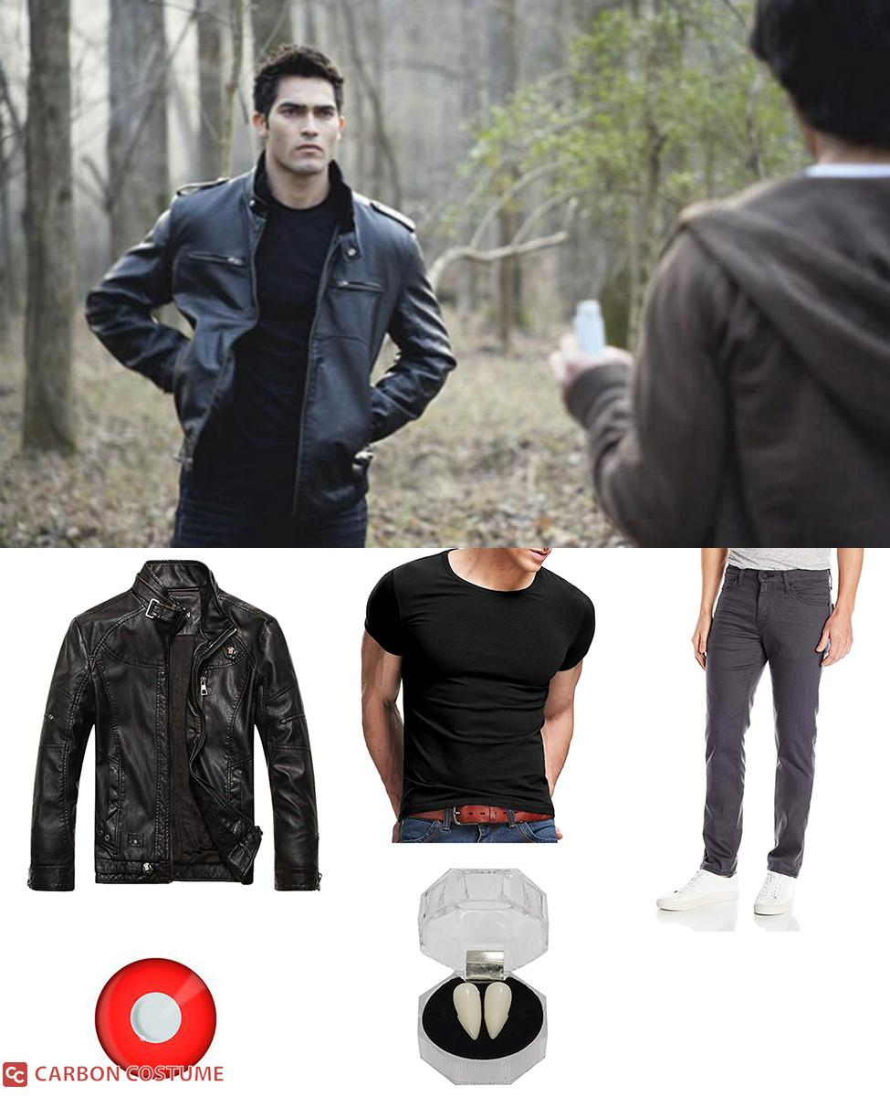Derek Hale Cosplay Guide