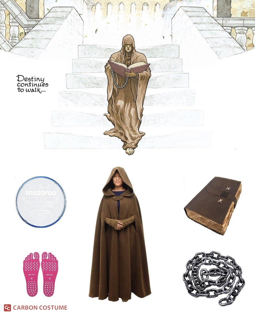 Destiny from Sandman Cosplay Guide