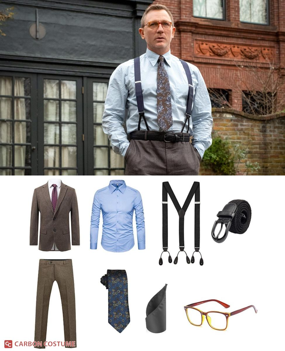 Detective Benoit Blanc from Knives Out Cosplay Guide