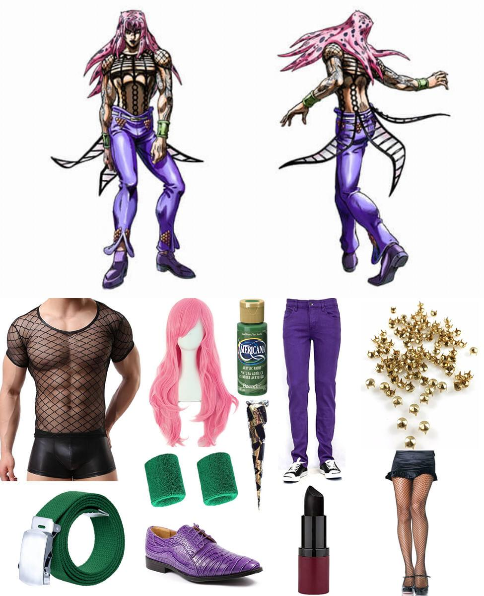 Diavolo Cosplay Guide