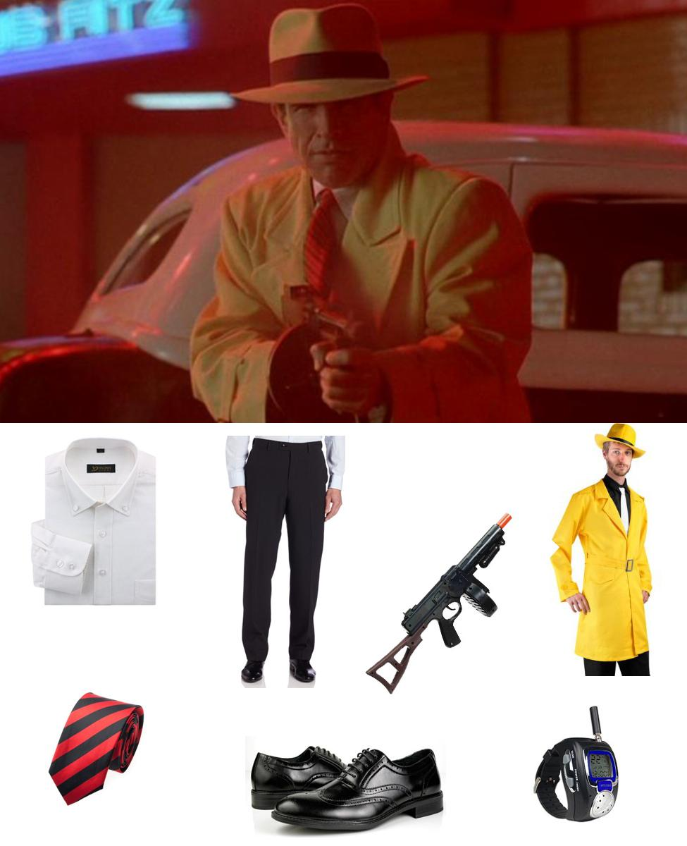 Dick Tracy Cosplay Guide
