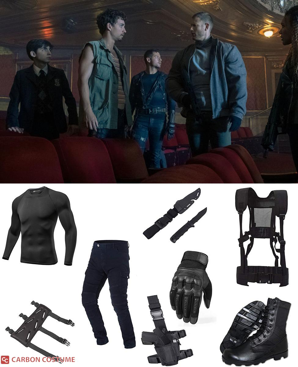 Diego Hargreeves from The Umbrella Academy Cosplay Guide