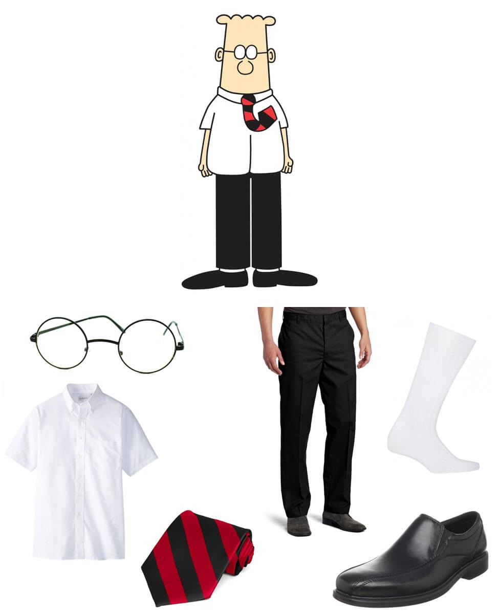 Dilbert Cosplay Guide