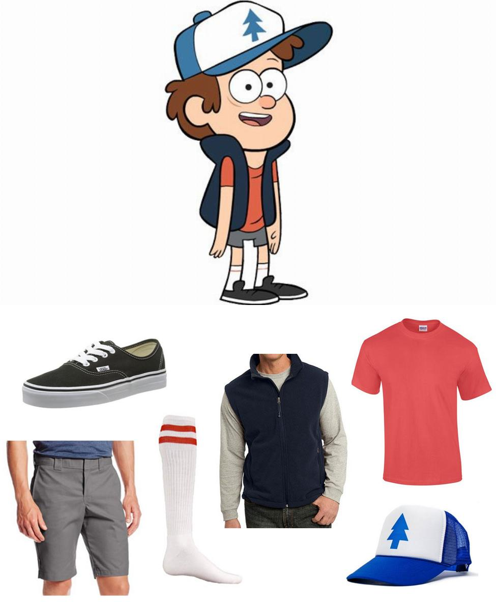 Dipper Pines Cosplay Guide