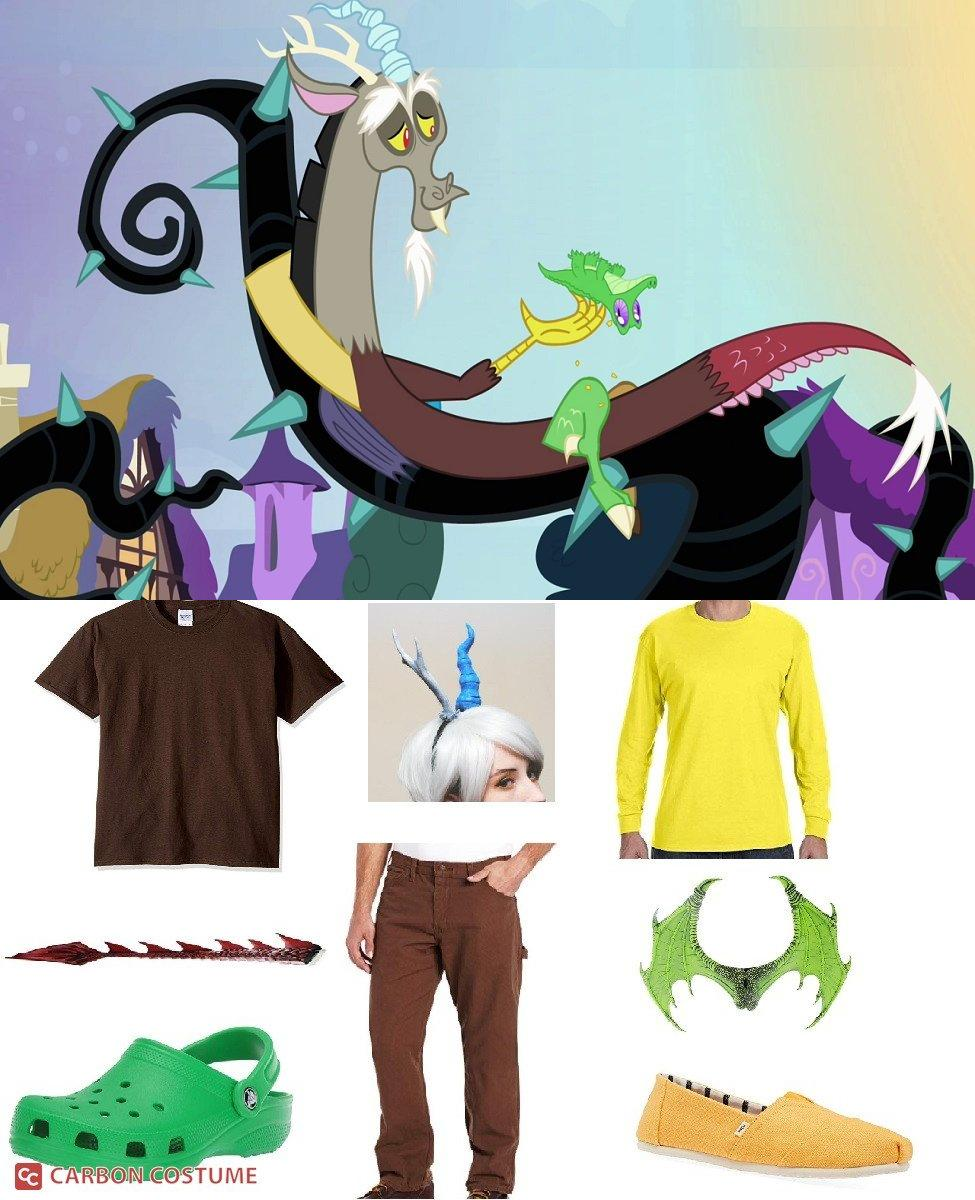 Discord from My Little Pony: Friendship is Magic Cosplay Guide