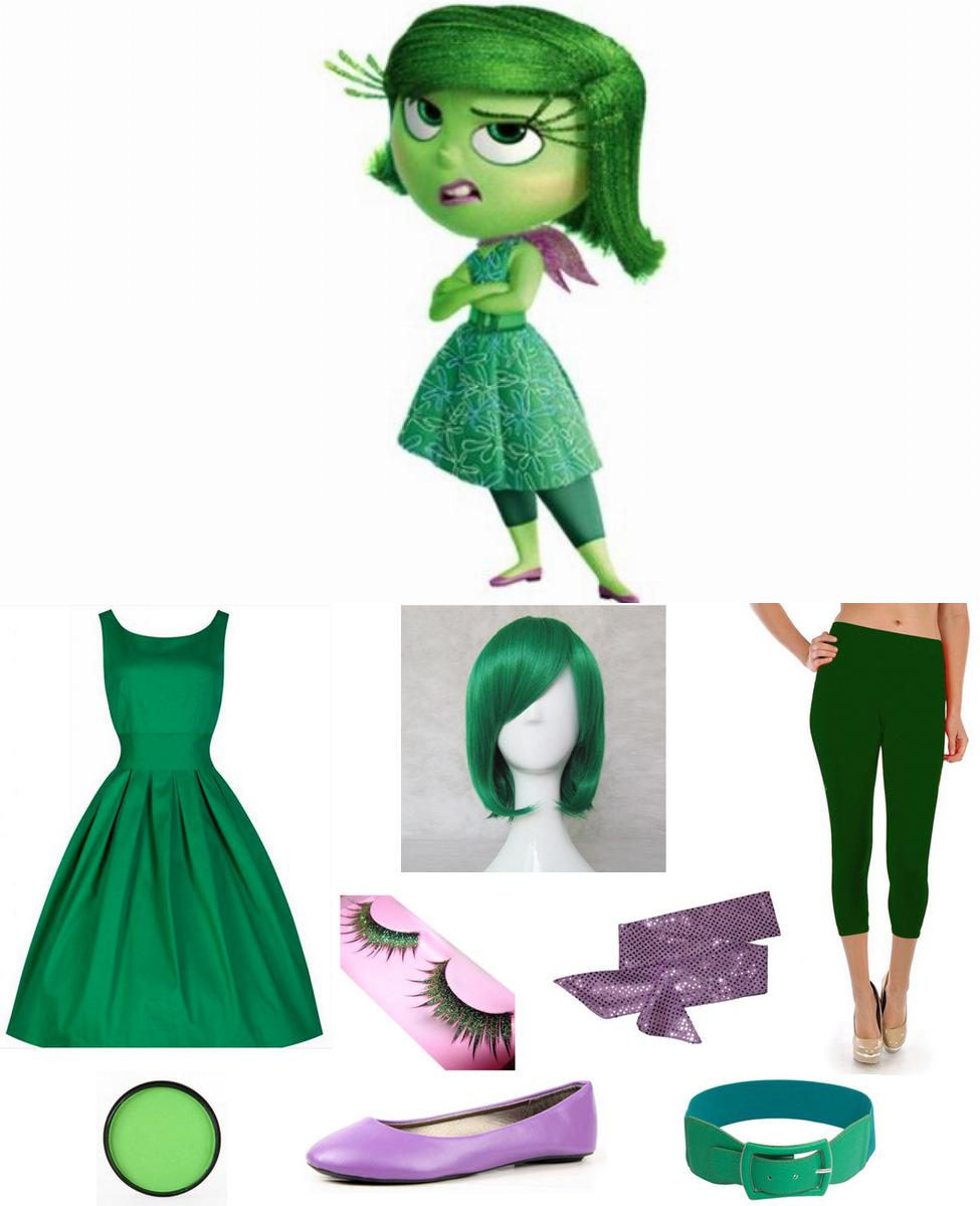 Disgust Cosplay Guide