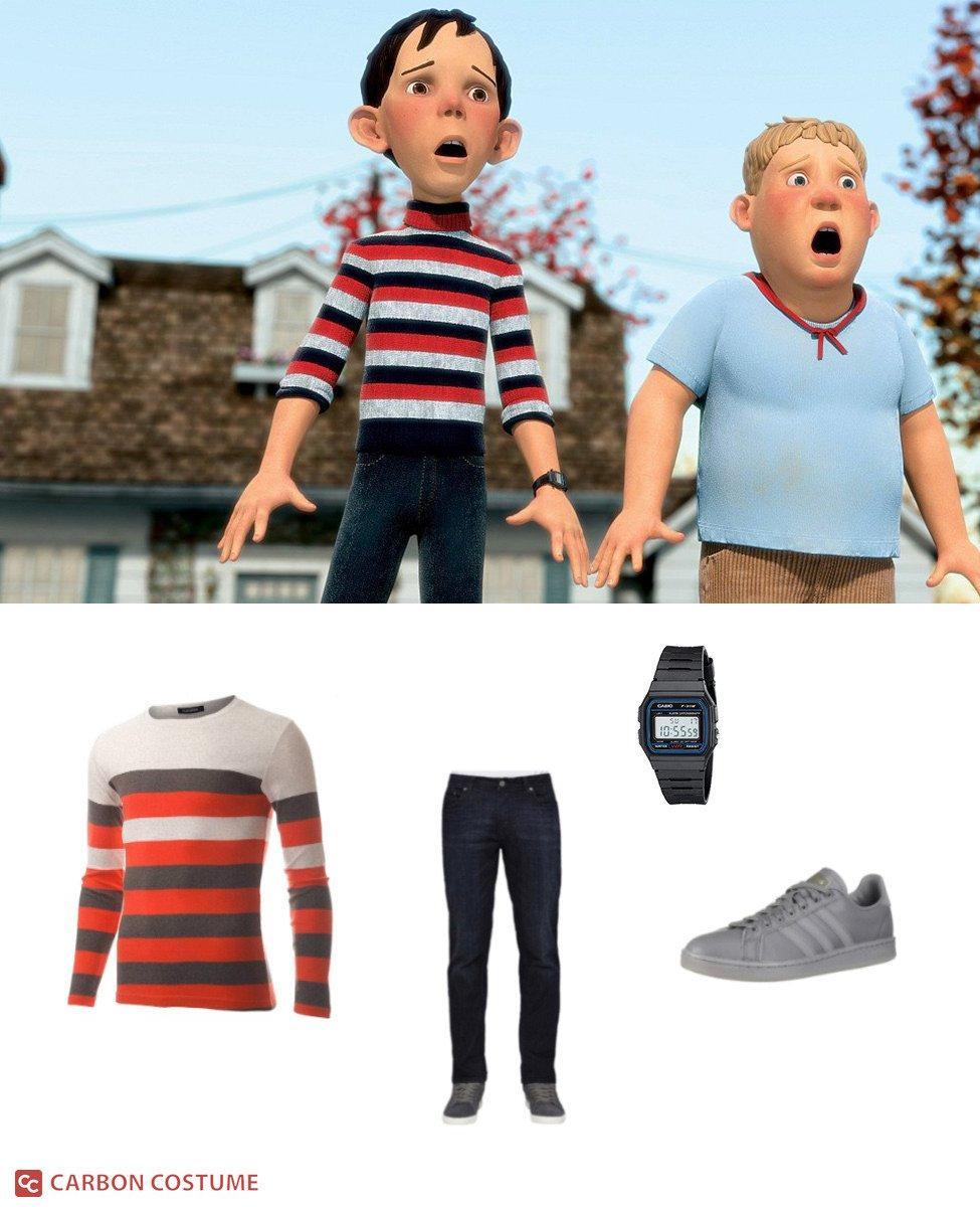 DJ from Monster House Cosplay Guide