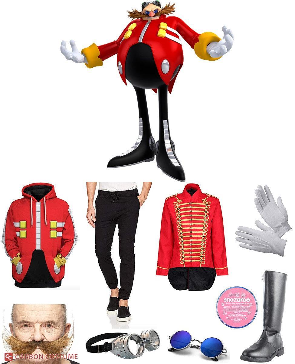 Doctor Eggman Cosplay Guide