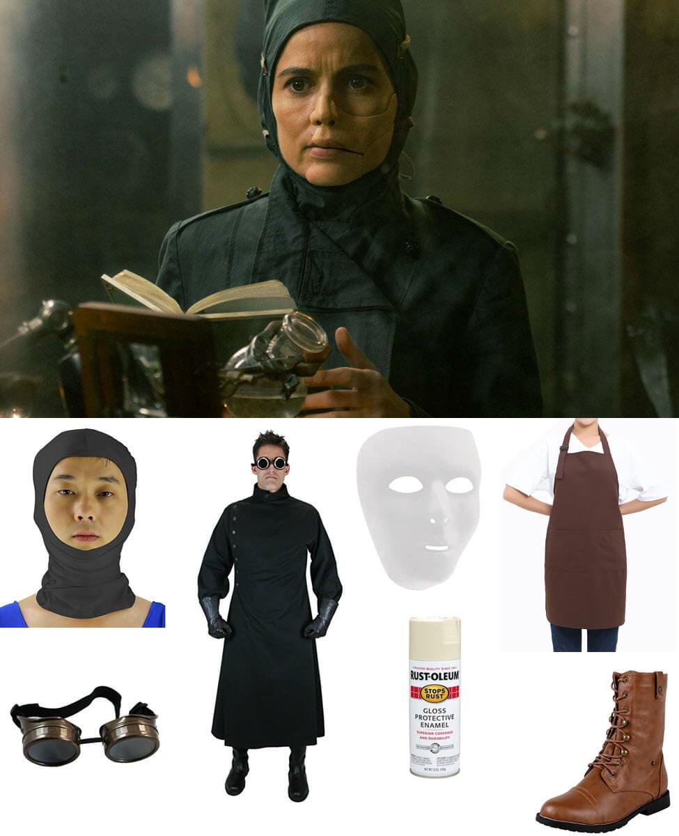 Doctor Poison Cosplay Guide