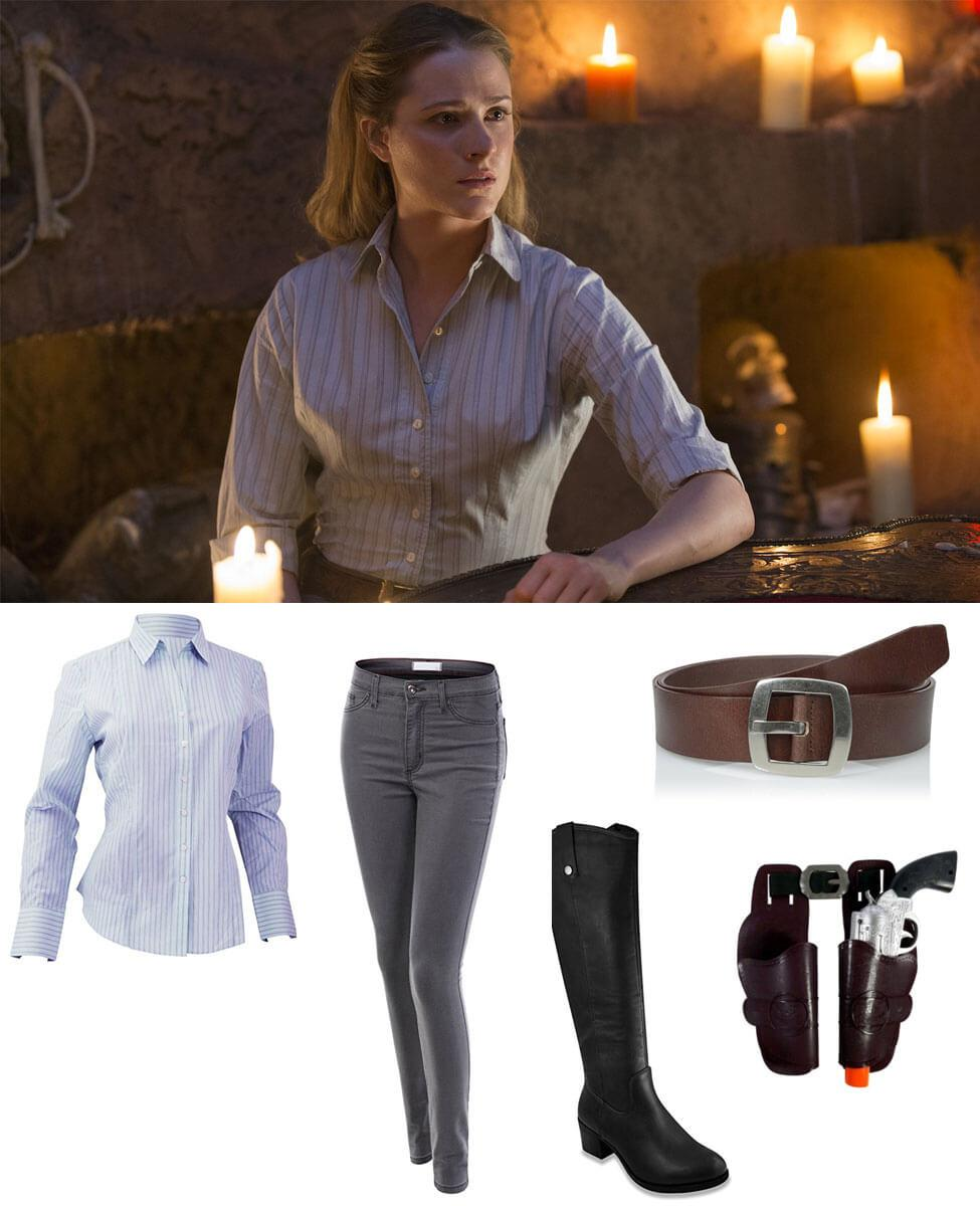 Dolores Abernathy Cosplay Guide