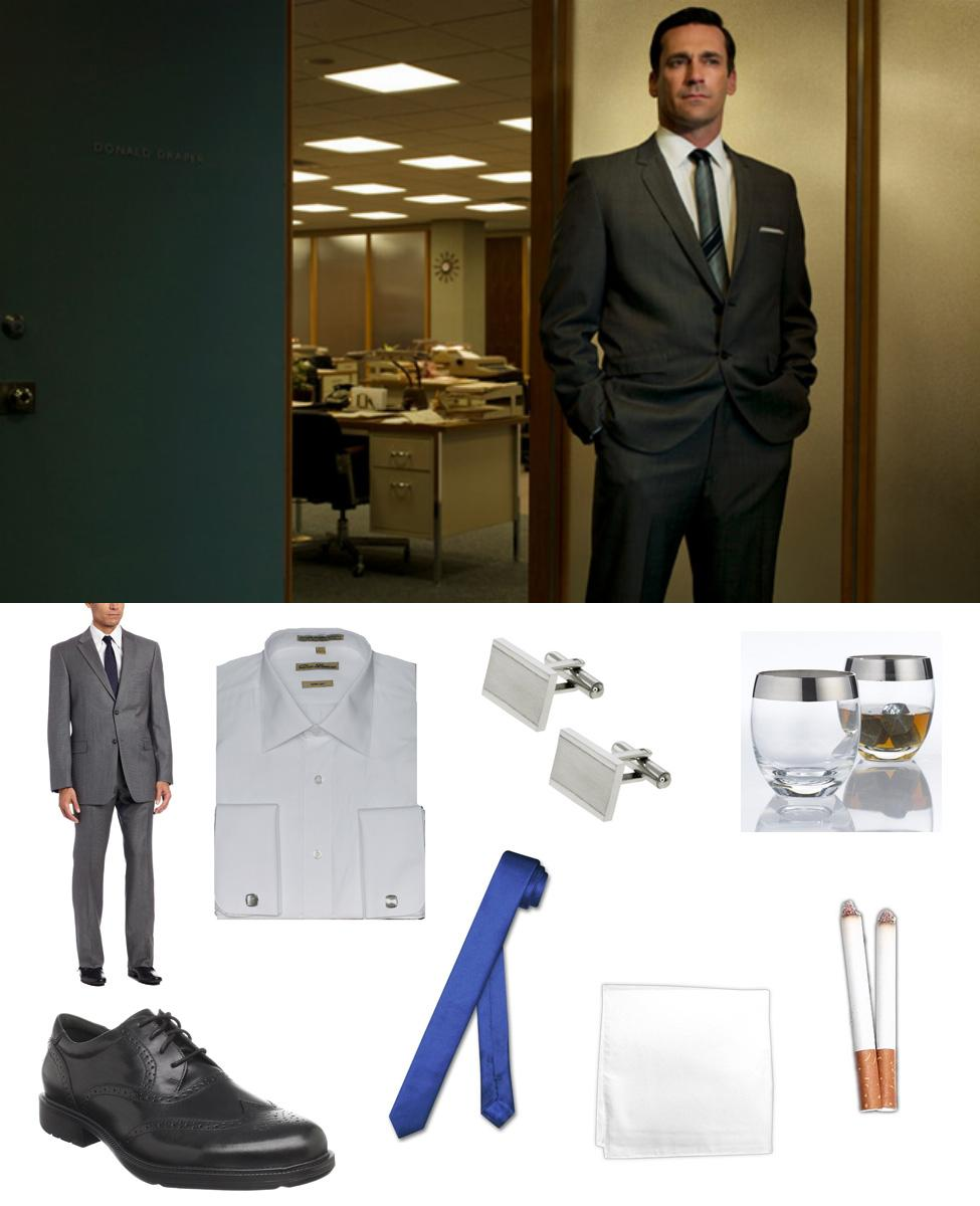Don Draper Cosplay Guide