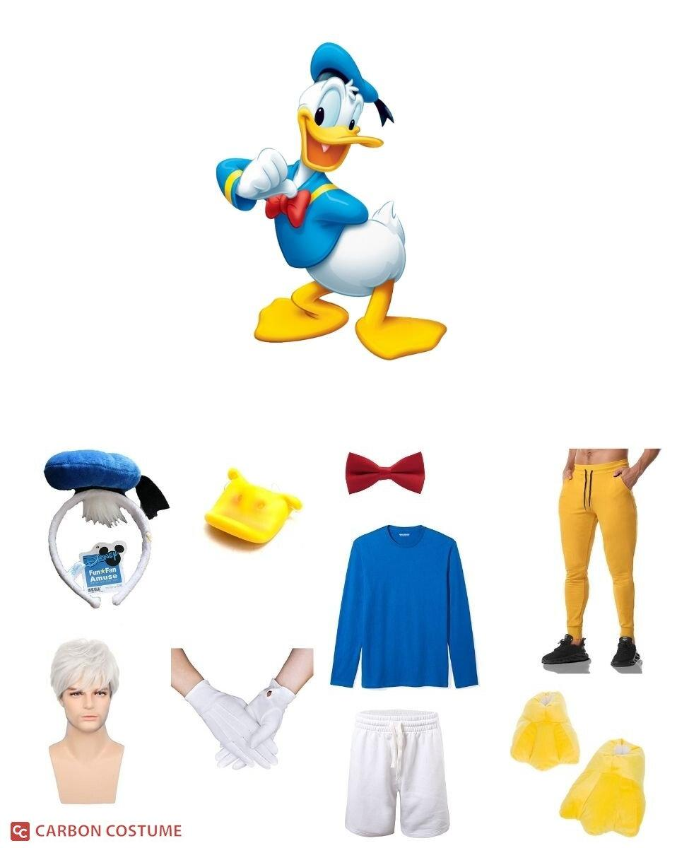 Donald Duck Cosplay Guide