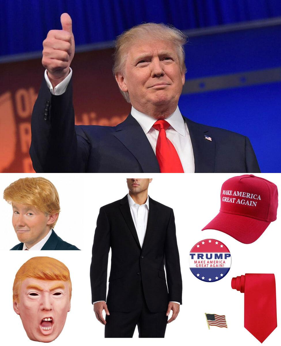 Donald Trump Cosplay Guide