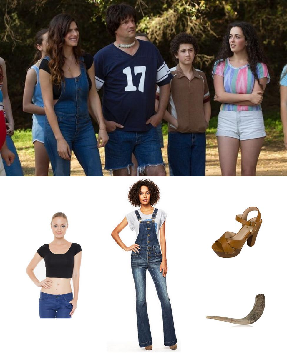 Donna from Wet Hot American Summer Cosplay Guide