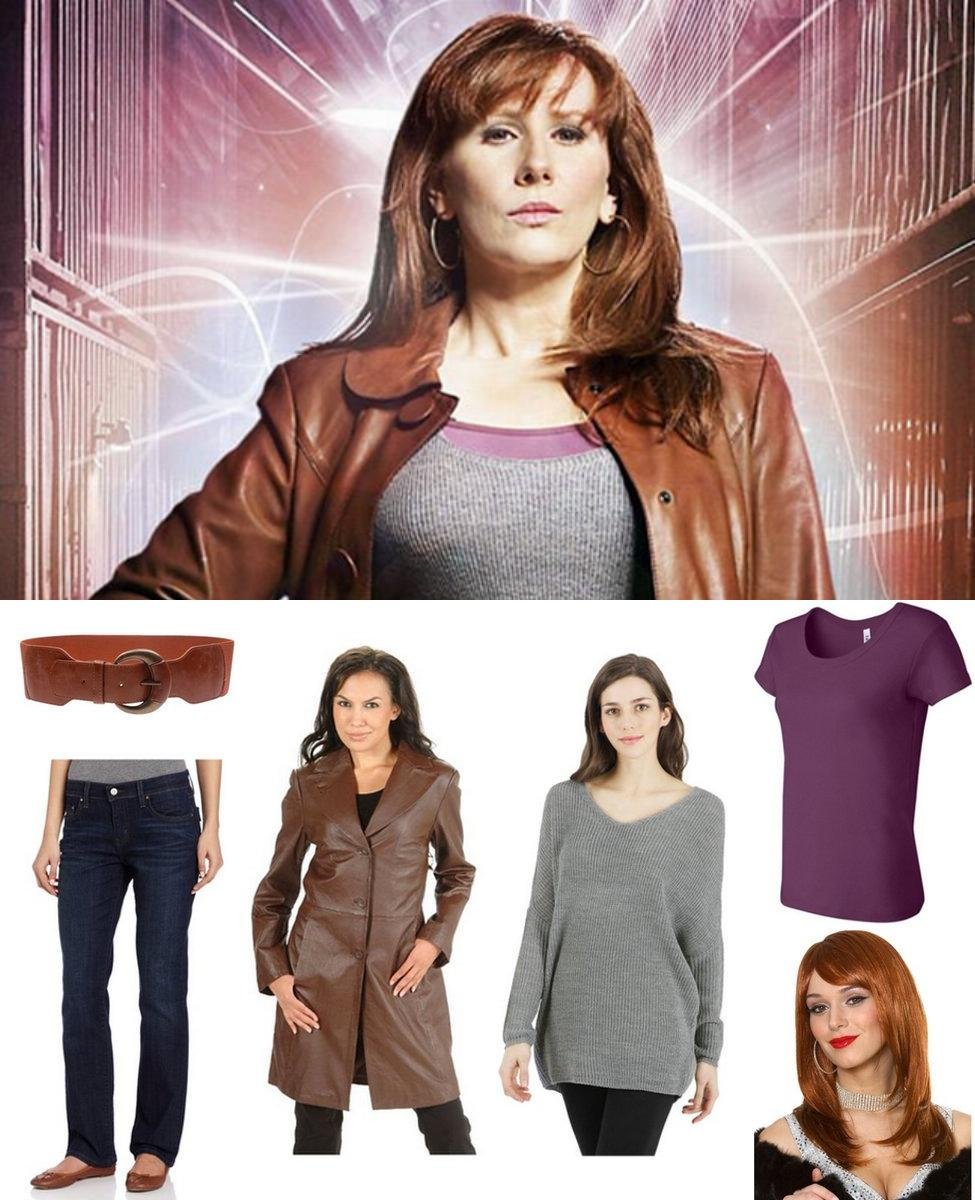 Donna Noble Cosplay Guide