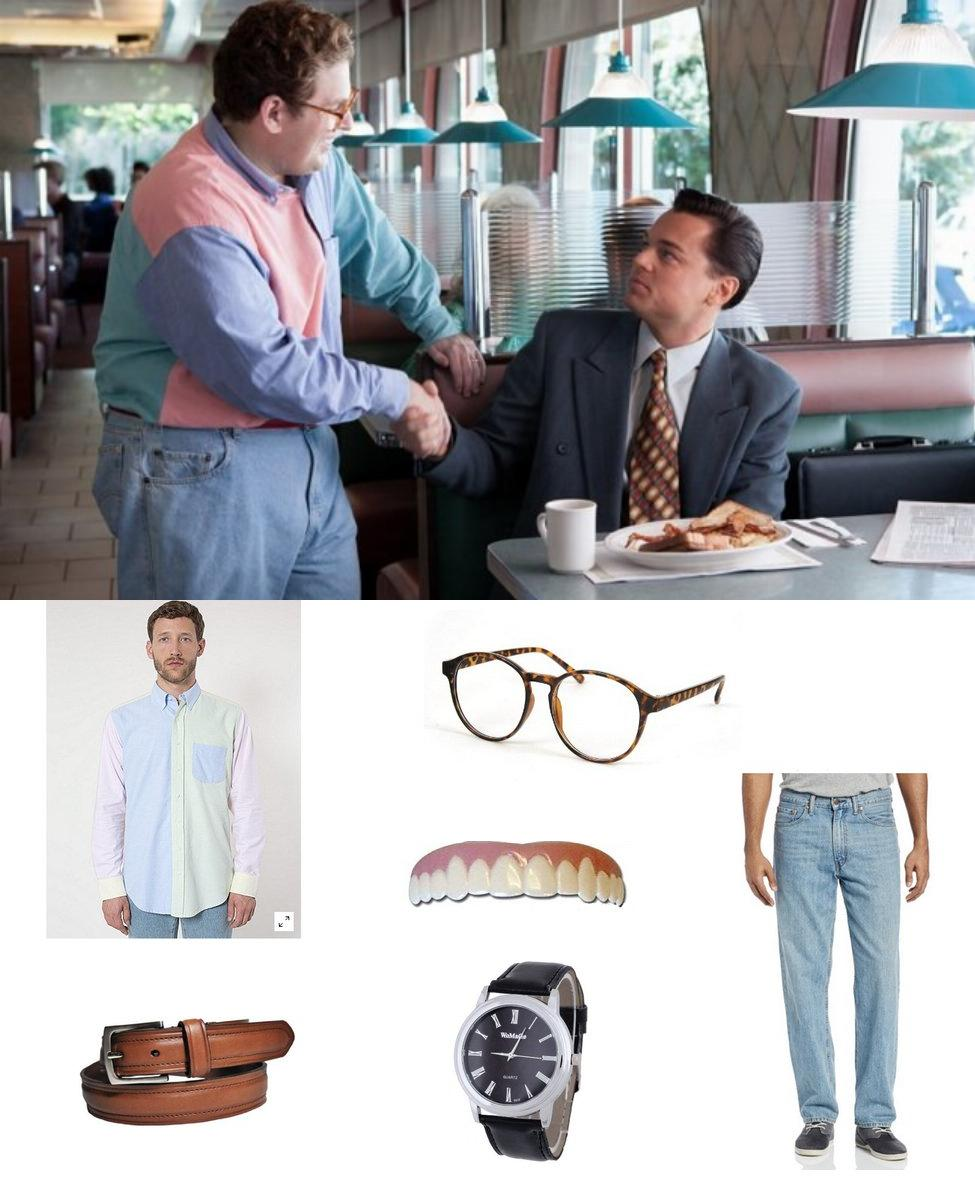 Donnie Azoff Cosplay Guide