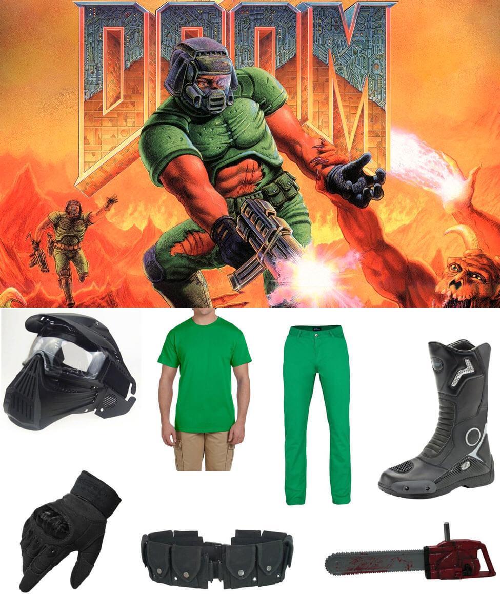 Doom Guy Cosplay Guide