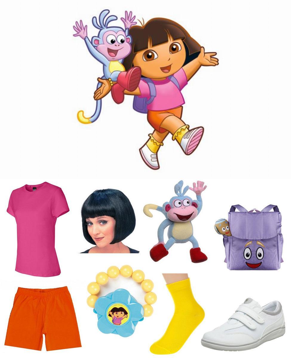 Dora the Explorer Cosplay Guide