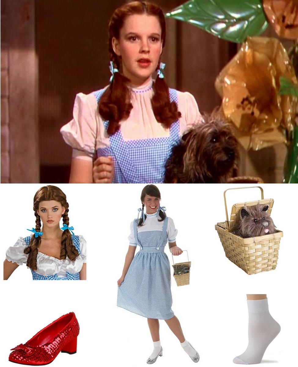 Dorothy Cosplay Guide