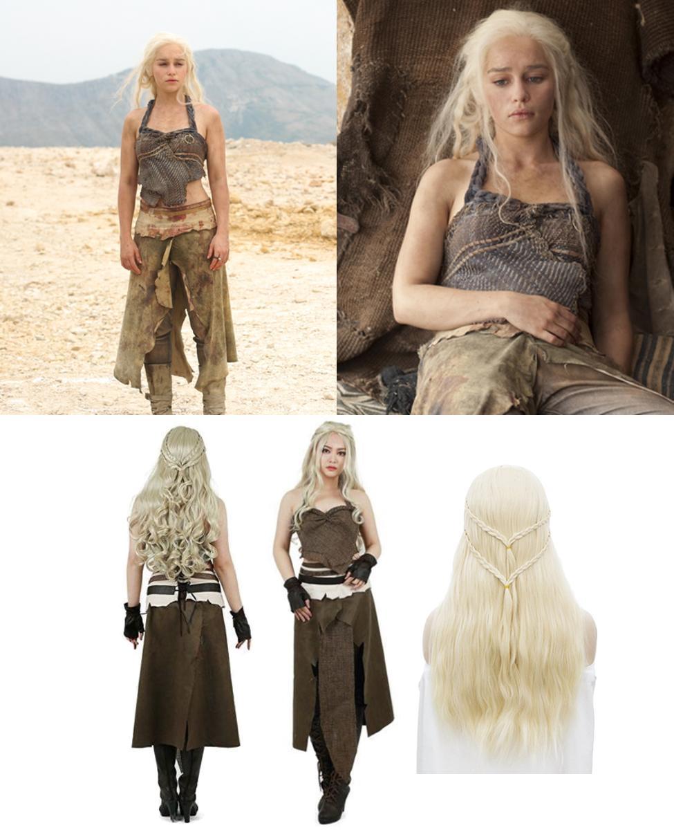 Dothraki Daenerys Targaryen Cosplay Guide