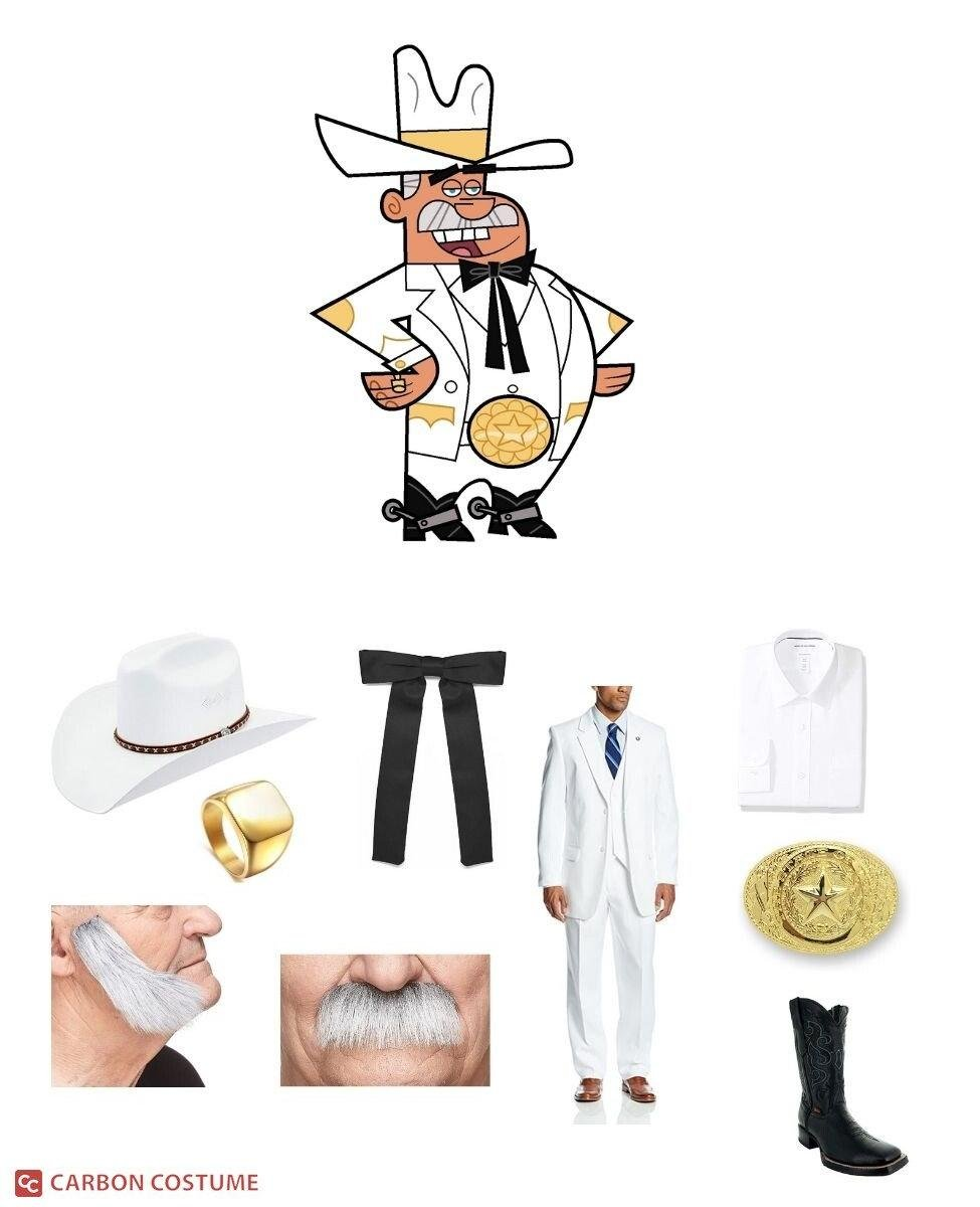Doug Dimmadome from The Fairly OddParents Cosplay Guide