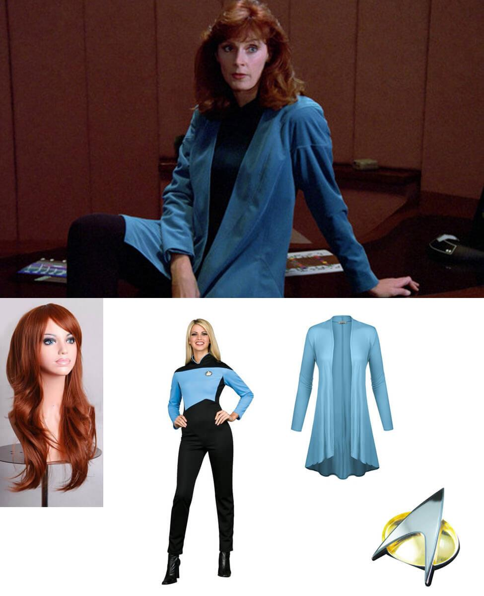 Dr. Beverly Crusher Cosplay Guide
