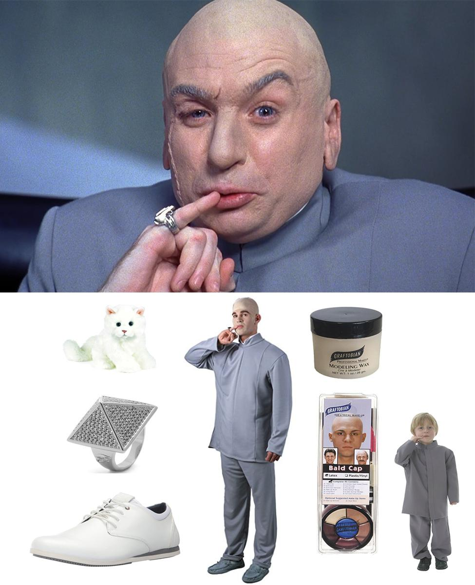 Dr. Evil Cosplay Guide