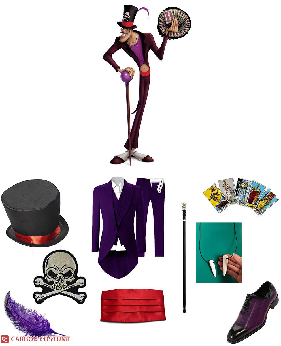 Dr. Facilier Cosplay Guide
