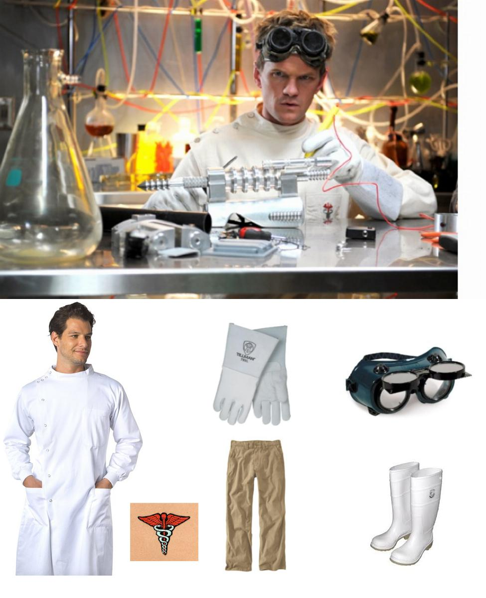 Dr. Horrible Cosplay Guide