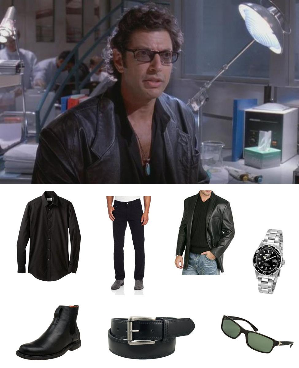 Dr. Ian Malcolm Cosplay Guide