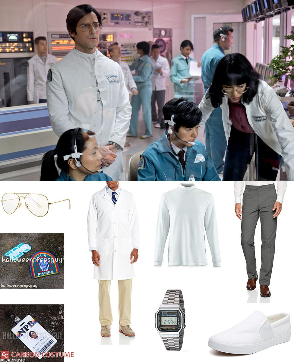 Dr. James Mantleray from Maniac Cosplay Guide