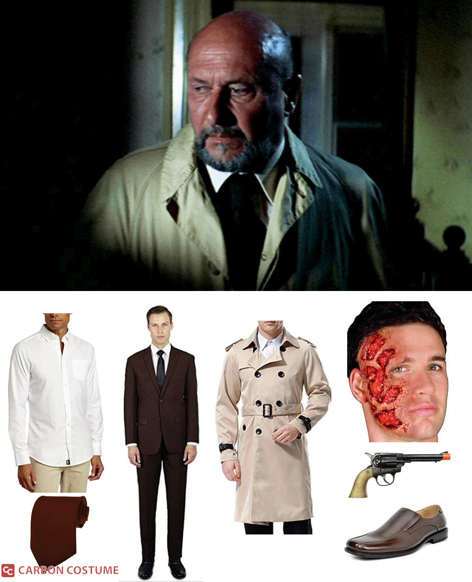 Dr. Loomis Cosplay Guide