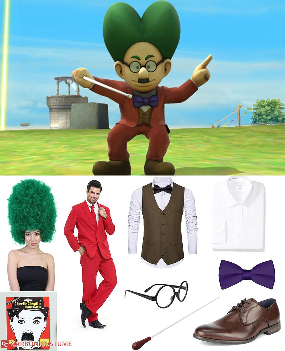 Dr. Wright Cosplay Guide