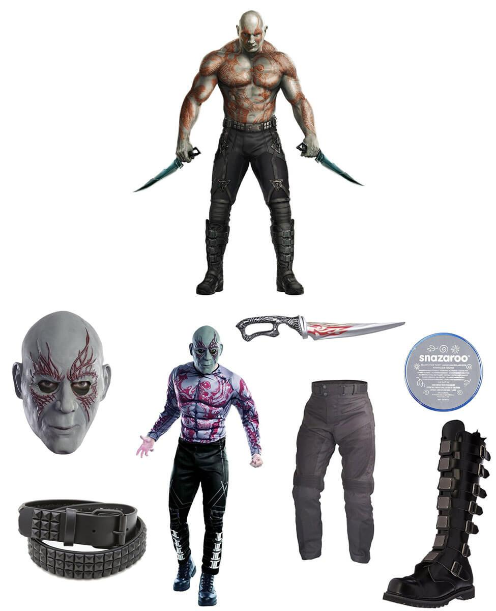 Drax the Destroyer Cosplay Guide